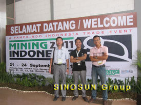 2011 SINOSUN Exhibitions