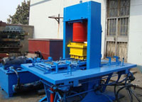 150T hydraulic forming machine