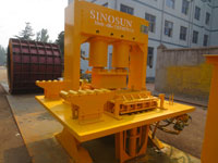 300T hydraulic forming machine