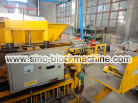 JMQ-6A block making machine