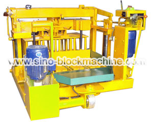 QTY4-30 block making machine