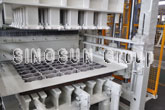 block making machine mould